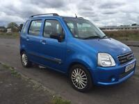 2004 Suzuki Wagon R + Gl Moted. May 2018 £550