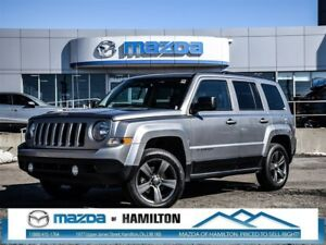 2015 Jeep Patriot North, Leather, Accident Free