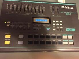 Casio RZ-1 Digital Sampling Rhythm Composer