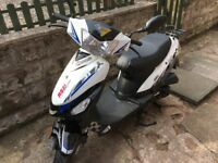 Longjia digita 51 scooter 50cc