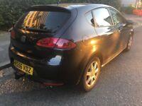 2007 seat leon 2.0 tdi auto dsg low miles 5 door (not a3 a4 golf passat civic honda focus)