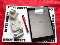 Apple iPad Mini 2 64GB, WiFi + Cellular, Black, Unlocked, +WARRANTY, NO OFFERS