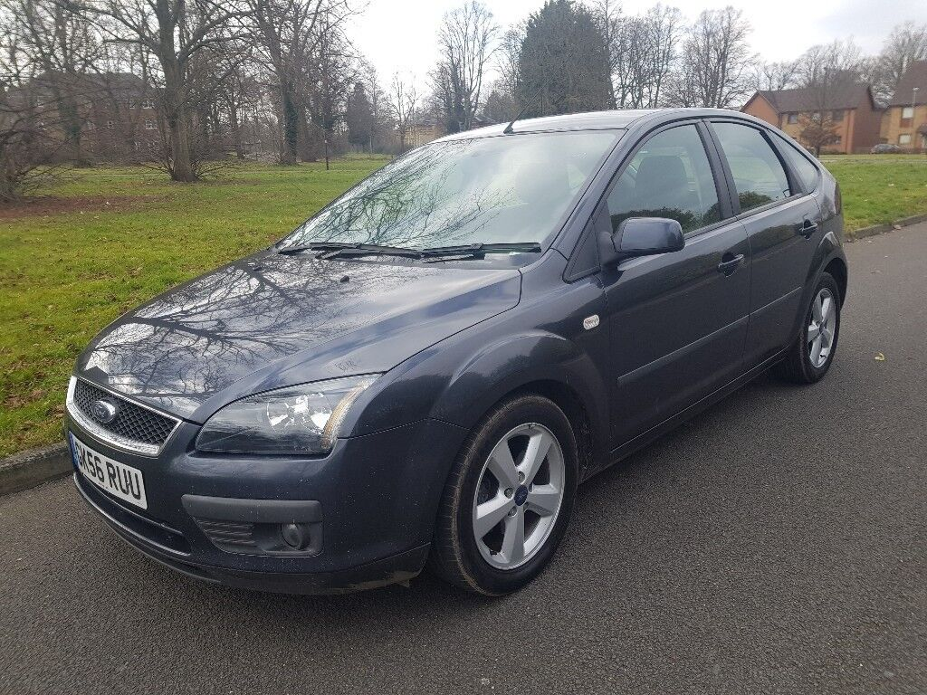 2006 automatic ford focus 1 6 with long mot in perfect condition