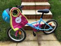 Girl Bike - Wendy Poney