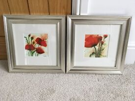 Set of 4 Cheery Pictures