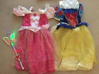 Fancy Dress Princess Dresses Age 5-6