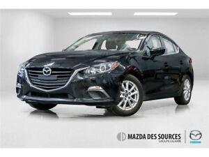 2016 Mazda Mazda3 GS (AUTO)*SIEGES CHAUFFANT*ECRAN TACTILES*