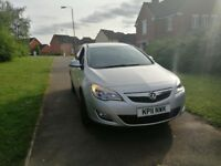 Vauxhall Astra 1.7 CDTi 16v Exclusiv 5dr Cheap on tax and insurance