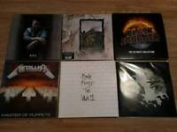 NEW VYNIL RECORDS X6