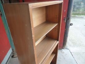 Tall Book Shelves Case Storage Unit Delivery Available bb001