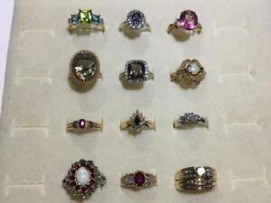 ** VALENTINES DAY SPECIAL ** 25% OFF THESE BEAUTIFUL RINGS FOR THAT SPECIAL LADY - STOP BY TODAY!!
