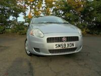 59 FIAT GRANDE PUNTO ACTIVE 1.4 HATCHBACK,MOT SEPT 021,2 OWNERS,FULL SERVICE HISTORY,LOVELY CAR