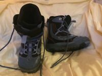 FLOW SABIAN snowboard boots fits a UK size 7