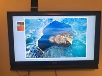 42 inch Sony Bravia HD TV with wall mount