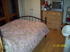 Double room in shared house off Annadale Embankment