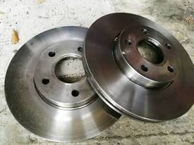 Mintex brake discs Volvo/Ford