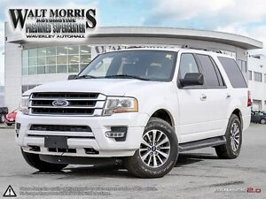 2017 FORD EXPEDITION XLT: NO ACCIDENTS, ONE OWNER
