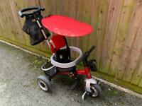 Avigo Aluminium-lite Red Trike.