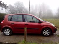 Renault Scenic- reliable family car in great condition
