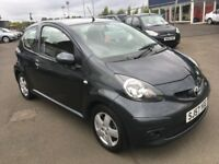 (57) Toyota AYGO 1.0 Sport Automatic ,mot - August 2019 , only 17,000 miles , 1 owner ,c1,107,500,ka