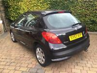 2007 //// Peugeot 207 1.6 hdi 5 Doors , full yers tax only £30
