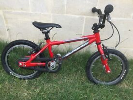"""Isla bike 14"""" red, great condition"""