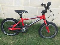 "Isla bike 14"" red, great condition"