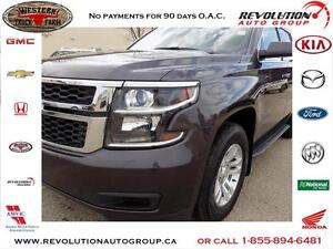 2015 Chevrolet Tahoe LT 4X4 LOADED