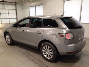 2011 Mazda CX-7 GS| LEATHER| SUNROOF| BLUETOOTH| 107,030KMS Kitchener / Waterloo Kitchener Area image 4