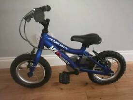 MX 12 terrain Ridgeback bike