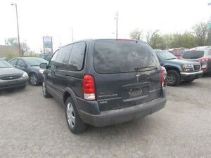 2008 Pontiac Montana SV6 FWD  * LEATHER/CLOTH London Ontario image 5