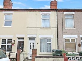 3 Bedroom Terraced House in Coventry
