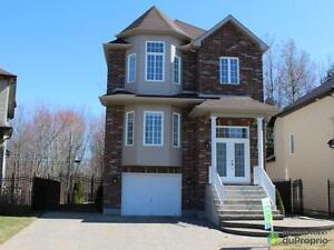 538 000$ - Maison 2 étages à vendre à Fabreville