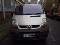 2006 RENAULT TRAFIC LL29 100DCI 19TD YEAR MOT ELECTRIC PACK AIRCON EXCELLENT RUNNER