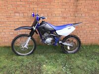 Yamaha TTR125 Motocross Dirt Bike ttr 125 like yzf yz crf cr rm kxf kx Honda kawasaki Suzuki