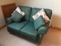 Sofa - small two seater.