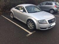 Audi TT Quattro 180hp