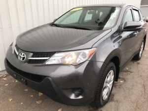 2014 Toyota RAV4 LE GREAT SUV WITH ALL WHEEL DRIVE AND EXCELL...