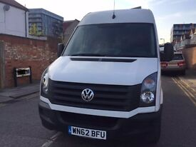 VW Crafter 2.0TDi ,High Roof,HPI Clear, Superb Condition , Very low Mileage
