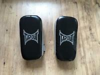 Tapout Thai/MMA Boxing Pads - Brand New