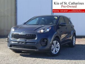 2018 Kia Sportage LX | $150.00 BI-WEEKLY | MULTIPLE COLOURS