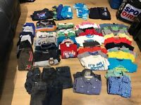Boys 2-3 year old clothes bundle.