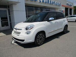 2014 Fiat 500L Lounge/CUIR/TOIT/GPS/AUDIO BEAT