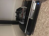 PS3 with 2 games, and controller with all leads