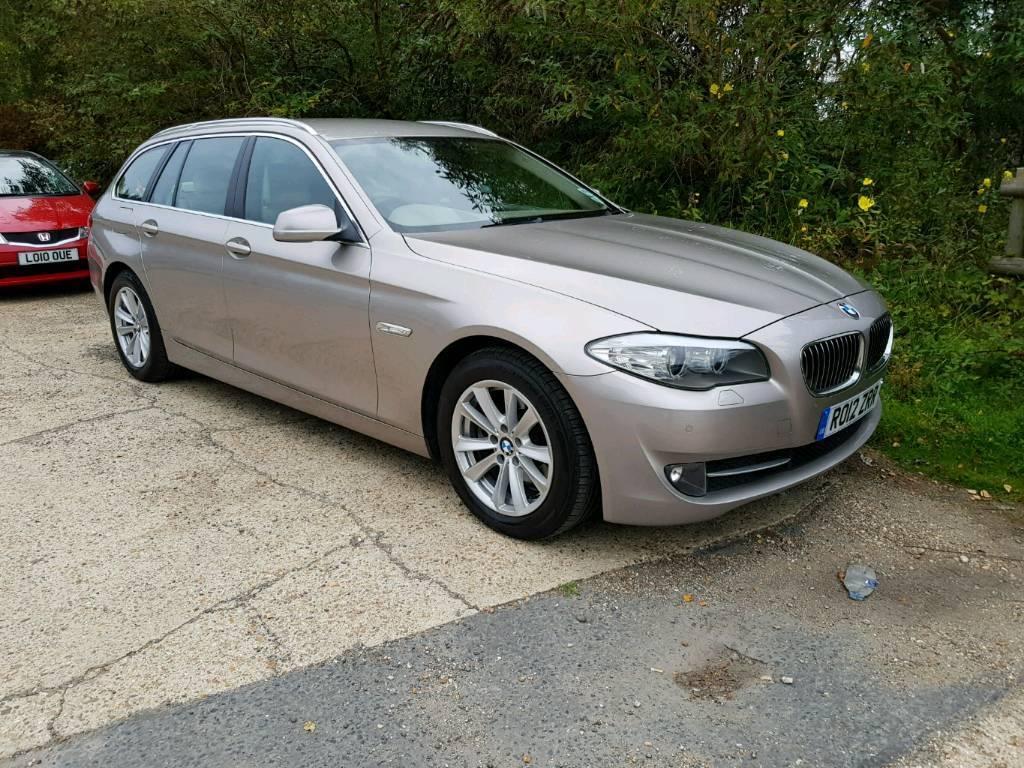 BMW 520D 2012 Estate