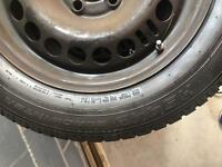 Vauxhall insignia steal wheels