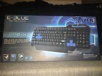 E-BLUE TYPE-X Mazer Keyboard
