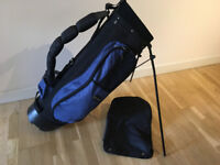 BRAND NEW RAM GOLF BAG WITH TOMMY ARMOUR IRONS - £75 - CASH ON COLLECTION ONLY