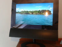"Bang & Olufsen BeoCenter 6-26 26"" 720p HD LCD Television with stand"