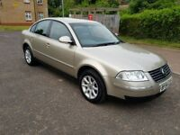 2005 Volkswagen Passat 1.9 TDI PD Highline 4dr Automatic @07445775115 1Owner+Auto+Diesel++++Warranty